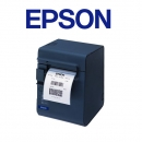Epson TM-L90P Thermo- Etikettendrucker / Barcode Labelprinter
